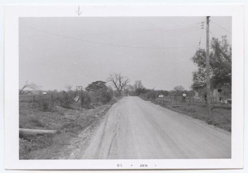 Site of Bushnell, Cowley County, Kansas - Page