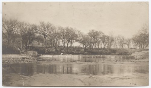 Kickapoo Corral, Arkansas River, Cowley County, Kansas - Page