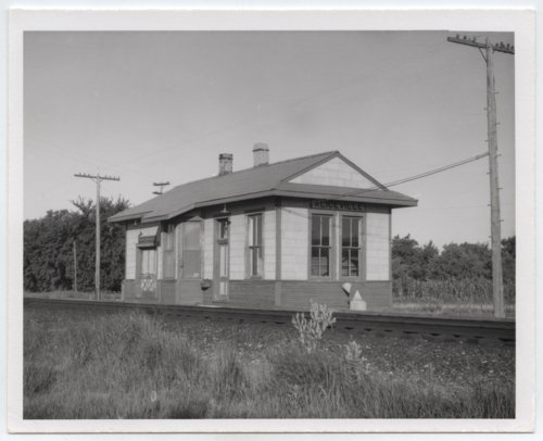 Missouri Pacific Railroad depot, Aliceville, Kansas - Page
