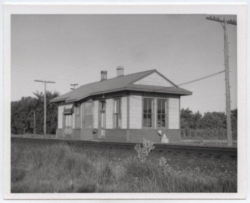 Missouri Pacific Railroad depot, Aliceville, Kansas - Page