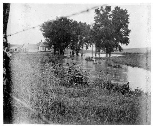 Plum Creek flood, Logan County, Kansas - Page