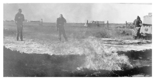 Prairie fire, Logan County, Kansas - Page