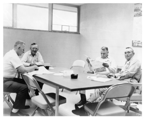 County commissioners and county clerk, Logan County, Kansas - Page