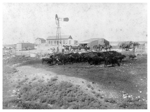 T.O. Flanagan farm, Logan County, Kansas - Page