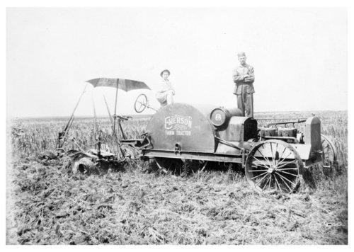 Loren Snell farm, Page, Logan County, Kansas - Page