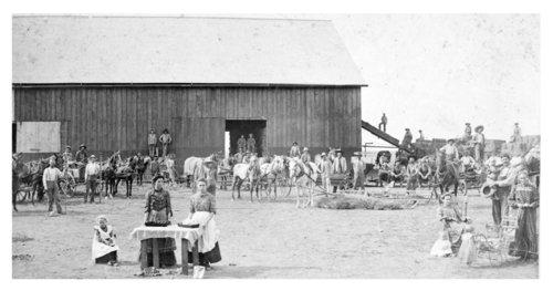 Harvesting, Woodson County, Kansas - Page