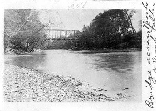 Bridge, Neosho Falls, Woodson County, Kansas - Page