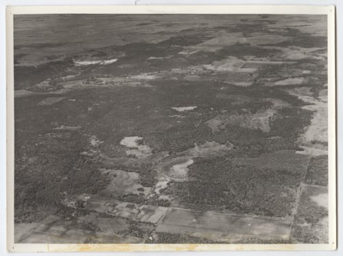 Woodson County, Kansas, Scenes, Lake Fegan and CCC Camp - Page