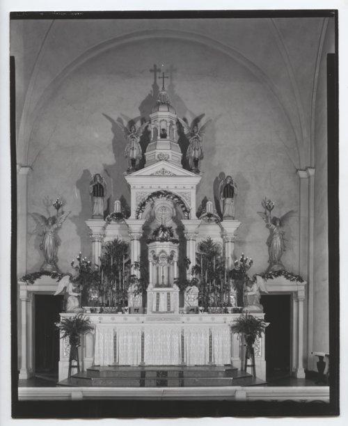Catholic Church in Piqua, Woodson County, Kansas - Page