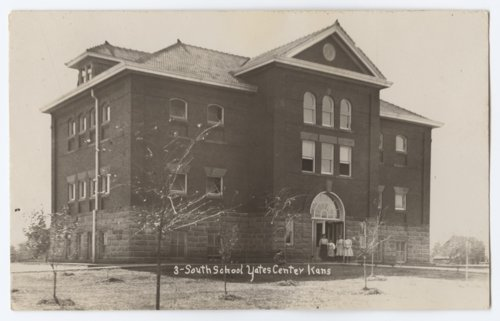 South School in Yates Center, Woodson County, Kansas - Page