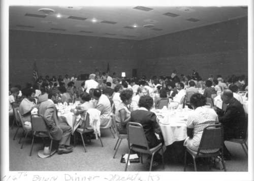 9th & 10th Cavalry 116th anniversary dinner - Page