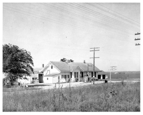 Union Pacific Railroad Company depot, Newman, Kansas - Page