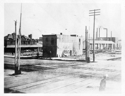 Atchison, Topeka, and Santa Fe Railway Company depot, Wichita, Kansas - Page