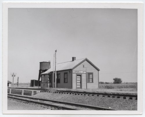 Missouri Pacific Railroad depot, Cornell, Kansas - Page