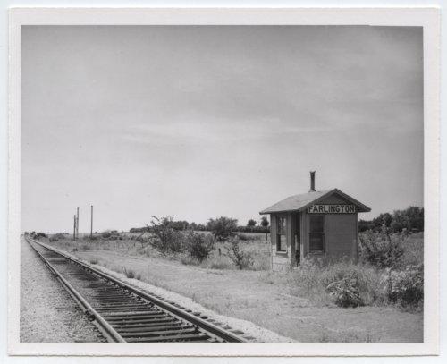 St. Louis-San Francisco Railway box depot, Farlington, Kansas - Page
