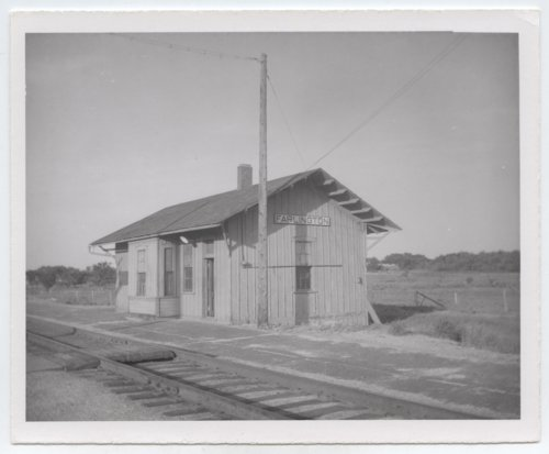 St. Louis-San Francisco Railway depot, Farlington, Kansas - Page