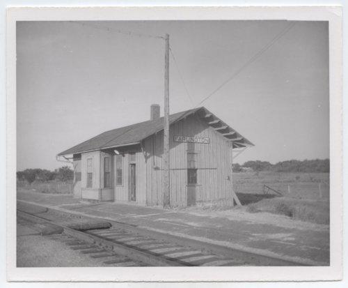 St. Louis-San Francisco Railway depot, Farlington, Kansas - Page
