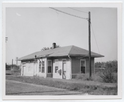 St. Louis-San Francisco Railway depot, Mulberry, Kansas - Page