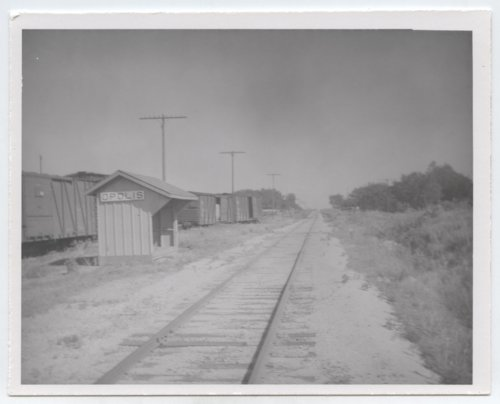 St. Louis-San Francisco Railway shelter box, Opolis, Kansas - Page