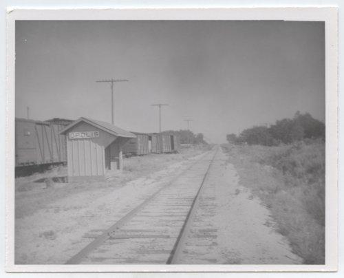 St. Louis-San Francisco Railway shelter box, Opolis, Kansas - Page