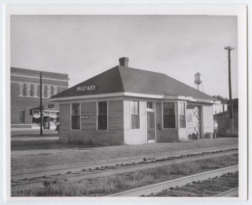 St. Louis-San Francisco Railway depot, Lenexa, Kansas - Page
