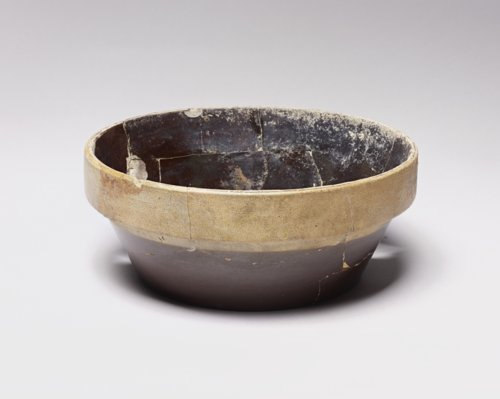 Mixing Bowl from the Baker House - Page