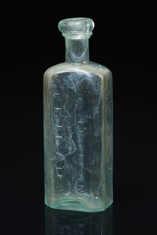 Dr. D. Jayne Liniment or Counterirritant Bottle from the Iowa and Sac and Fox Mission, 14DP384 - Page