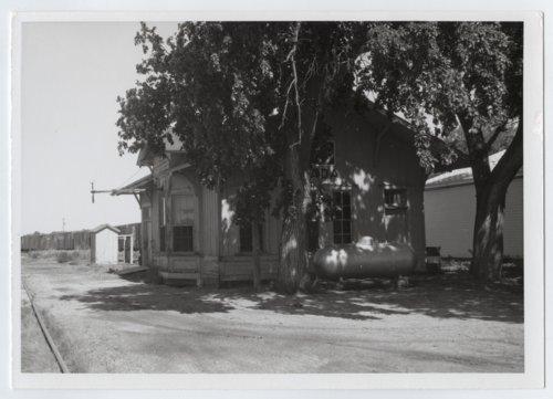 Atchison, Topeka and Santa Fe Railway Company depot, Ada, Kansas - Page