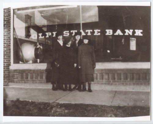 Olpe State Bank, Olpe, Kansas - Page