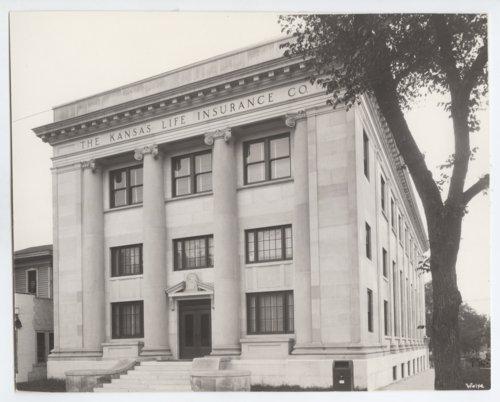 Kansas Life Insurane Company building, Topeka, Shawnee County - Page