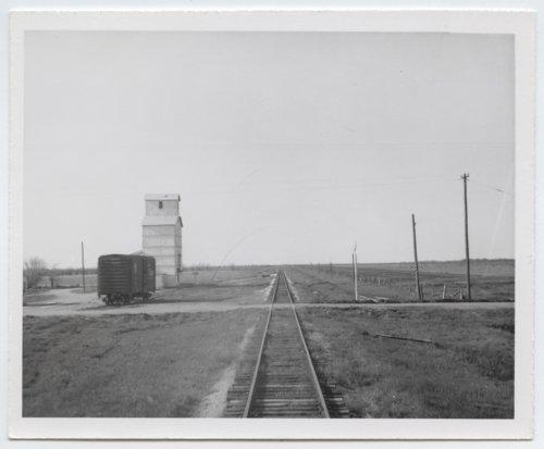St. Louis-San Francisco Railway crossing, Pollard, Kansas - Page