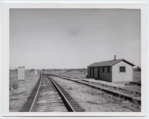 Missouri Pacific Railroad depot, Bushong, Kansas - Page