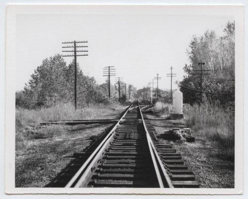 Missouri Pacific Railroad Company & Union Pacific Railroad Company crossing, Cochrane, Kansas - Page