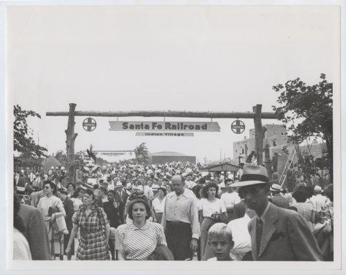 Chicago Railroad Fair, Chicago, Illinois - Page