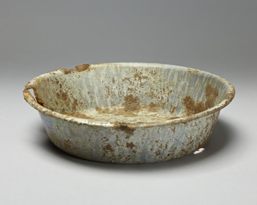 Graniteware Pan from the Adair Cabin - Page