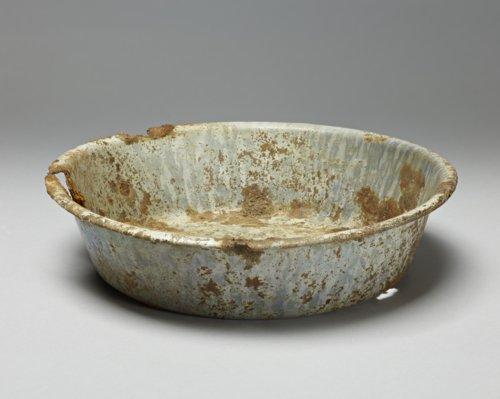 Graniteware Pan from the Adair Cabin - Page