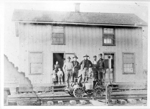 Missouri Pacific Railroad depot, Claflin, Kansas - Page