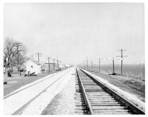 Union Pacific Railroad Company's box depot, Williamstown, Kansas - Page