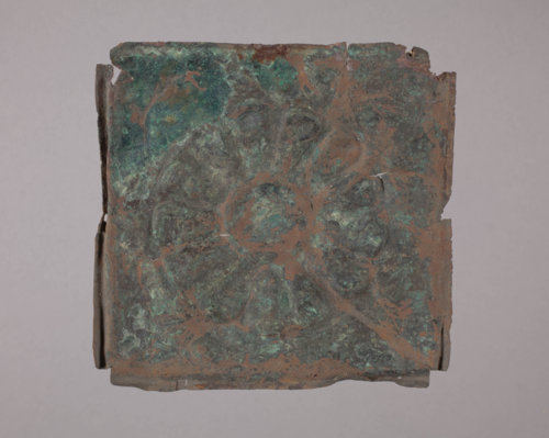 Copper Tile from the Kaw Mission - Page