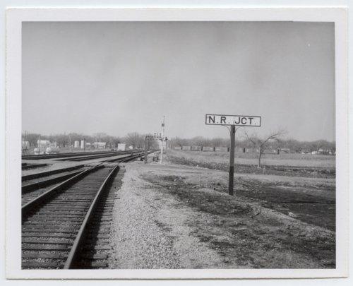 Atchison, Topeka & Santa Fe Railway Company's N.R. Jct., Emporia, Kansas - Page