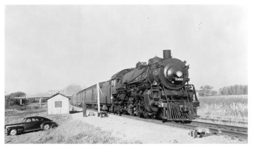 Atchison, Topeka & Santa Fe Railway Company's box depot, Tecumseh, Kansas - Page