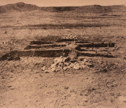 Early Excavations at El Cuartelejo, 14SC1 - Page