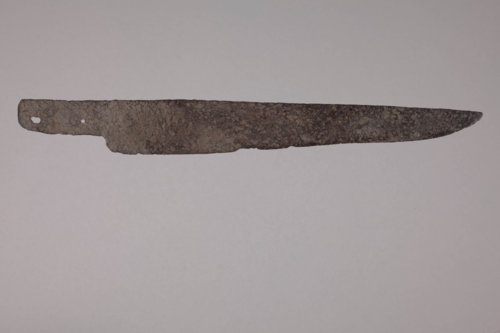 Knife Blade from Blue Earth Village - Page