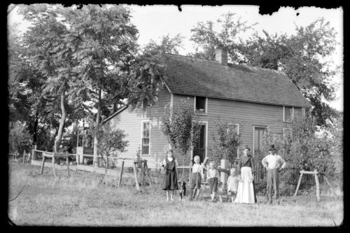 Michael A. Kennedy photo collection, St. Paul, Kansas - Page
