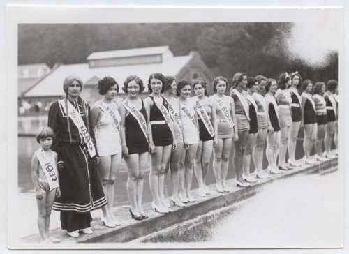 Beauty contestants, Manhattan, Kansas - Page