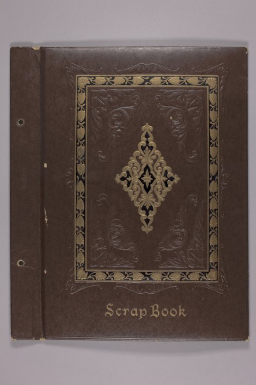 Goddard Woman's Club scapbook - Page