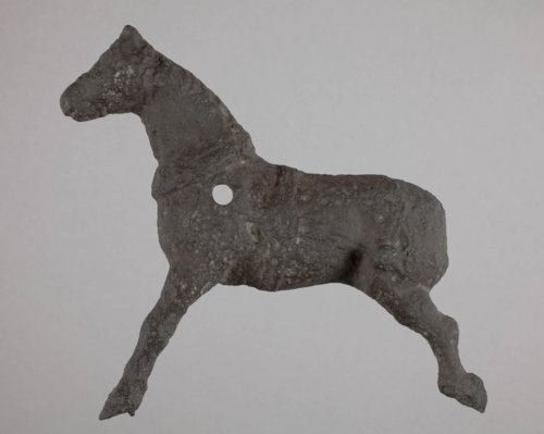 Cast Iron Horse from the Shawnee Methodist Mission, 14JO362 - Page