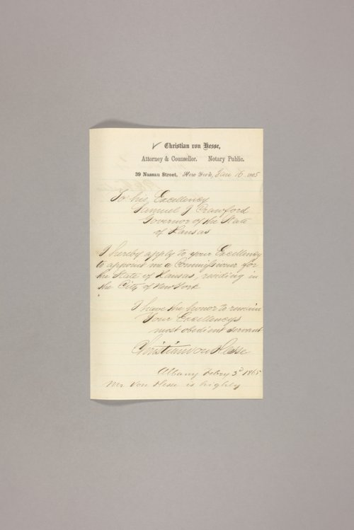 Commissioners of deeds - Page