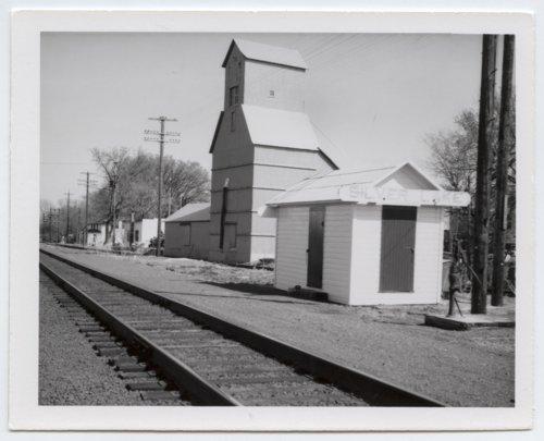 Union Pacific Railroad Company's box depot, Silver Lake, Kansas - Page