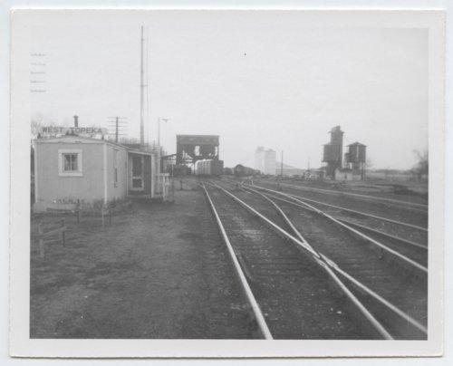 Union Pacific Railroad Company's box depot, West Topeka, Kansas - Page